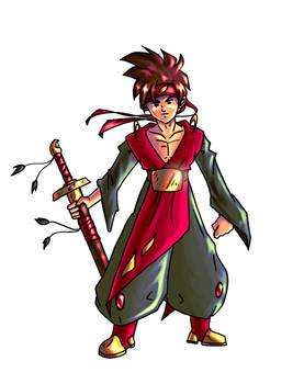 Sword Blazer 1