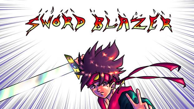 Sword Blazer Title 2