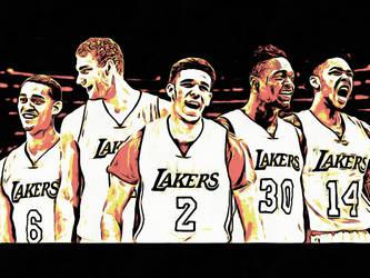 Lonzo's Lakers - a new era has begun by NBA-Scholar