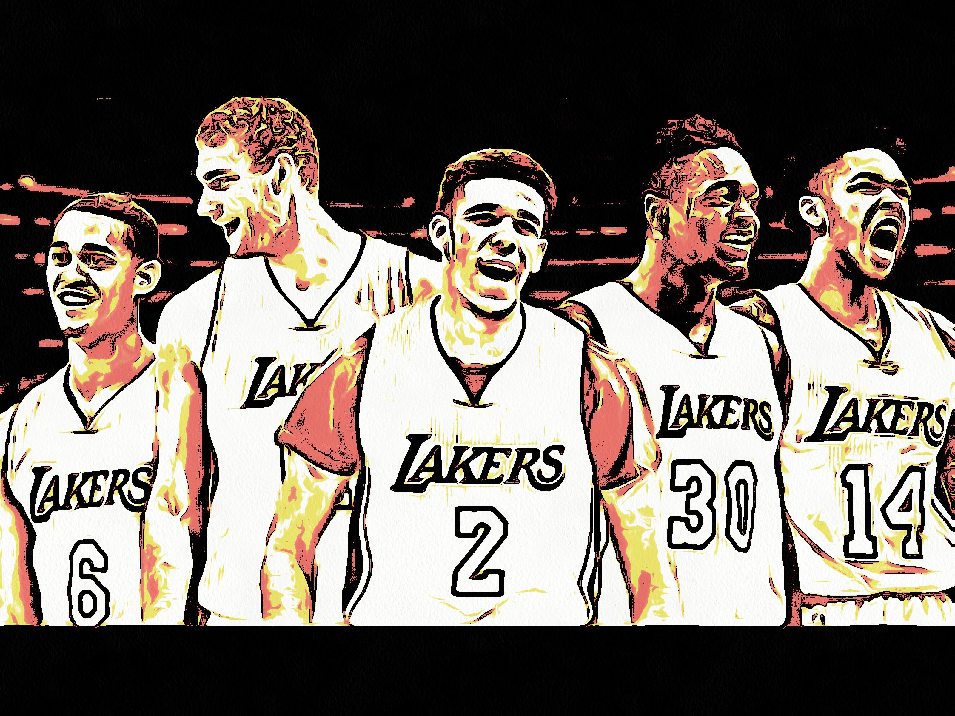 Lonzo's Lakers - a new era has begun