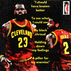 LeBron vs Kyrie PNG