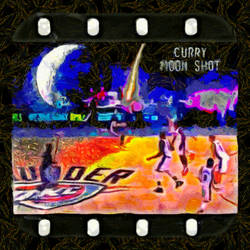 Curry Moon Shot