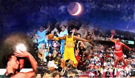 Jordan to Kobe to Curry