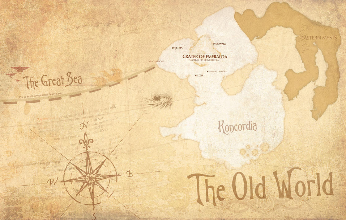 Torchmasters: The Old World by vikonaut