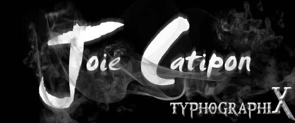 Joie Catipon Typographix by joiecatipon