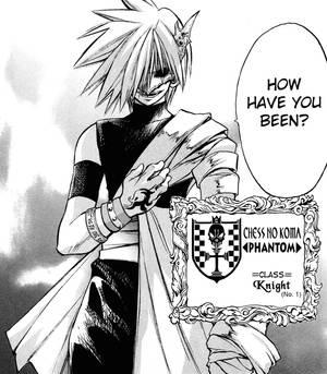 chess knight Phantom