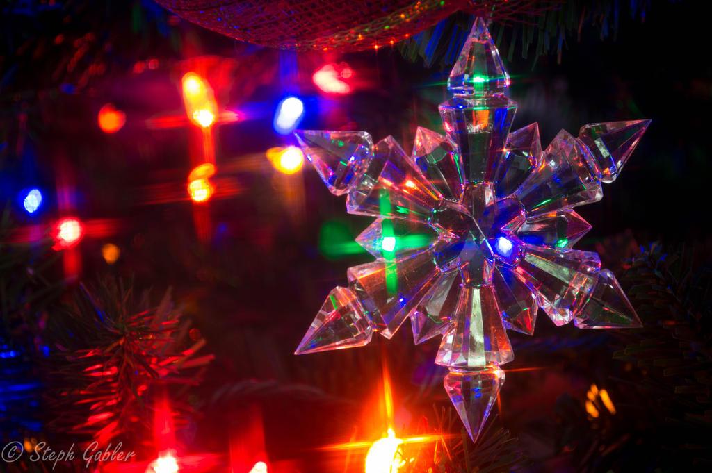 Snowflake Sparkle by StephGabler