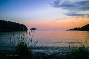 Bowman Bay by StephGabler