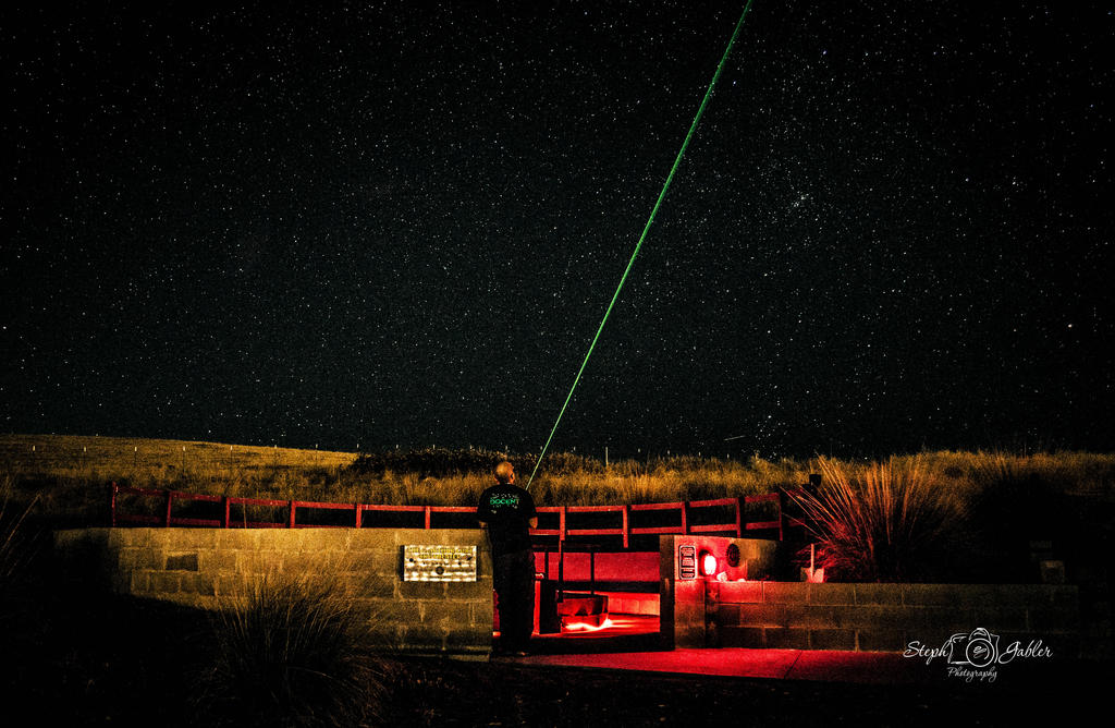 Night Sky Tour by StephGabler