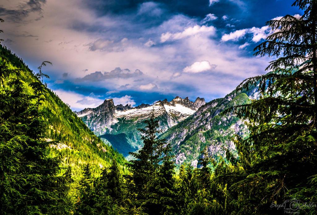 SGPhoto-N.Cascades NP by StephGabler