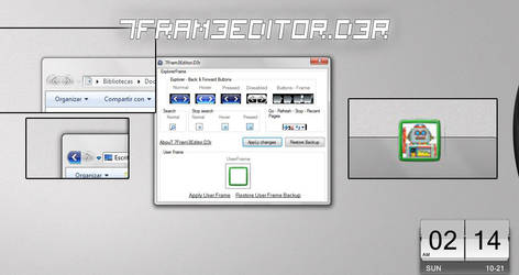 7Fram3Editor.D3r 32 and 64 Bits