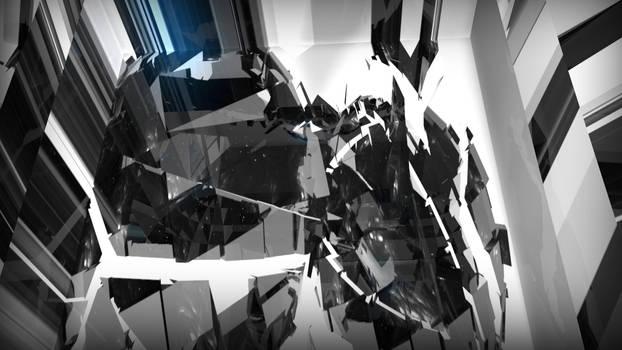 Abstract Wallpaper 1920 x 1080 {Robot}