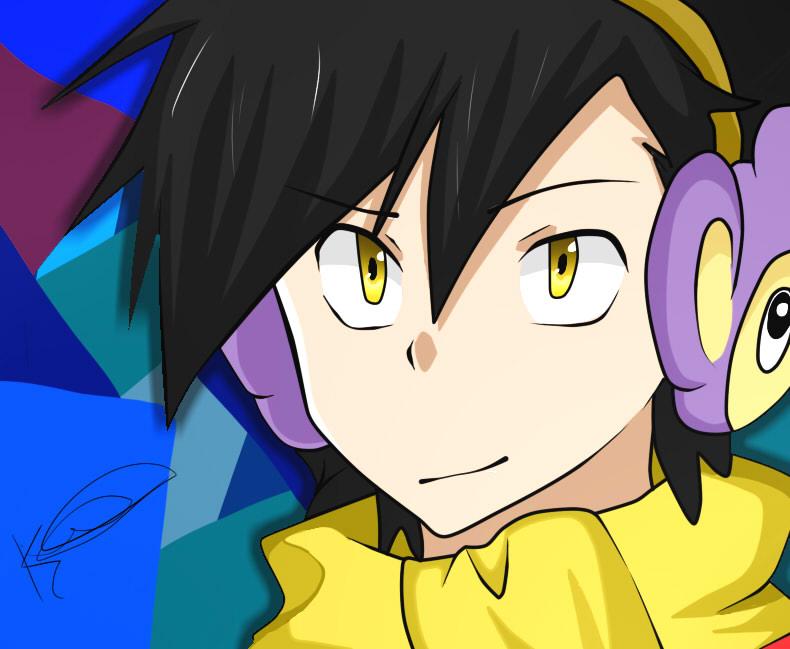 Gold Pokemon adventures by KamonKaze on DeviantArt