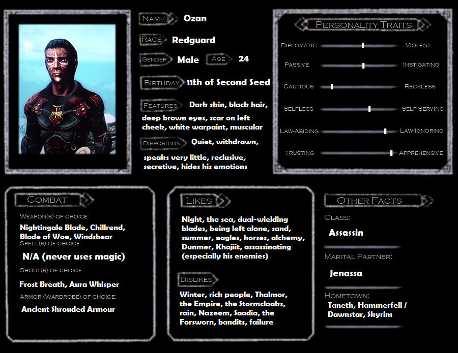 Skyrim character template ozan by skyflower51 on deviantart skyrim character template ozan by skyflower51 maxwellsz