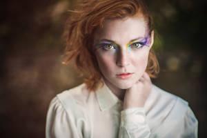 Eyes of Iris by Enilokin