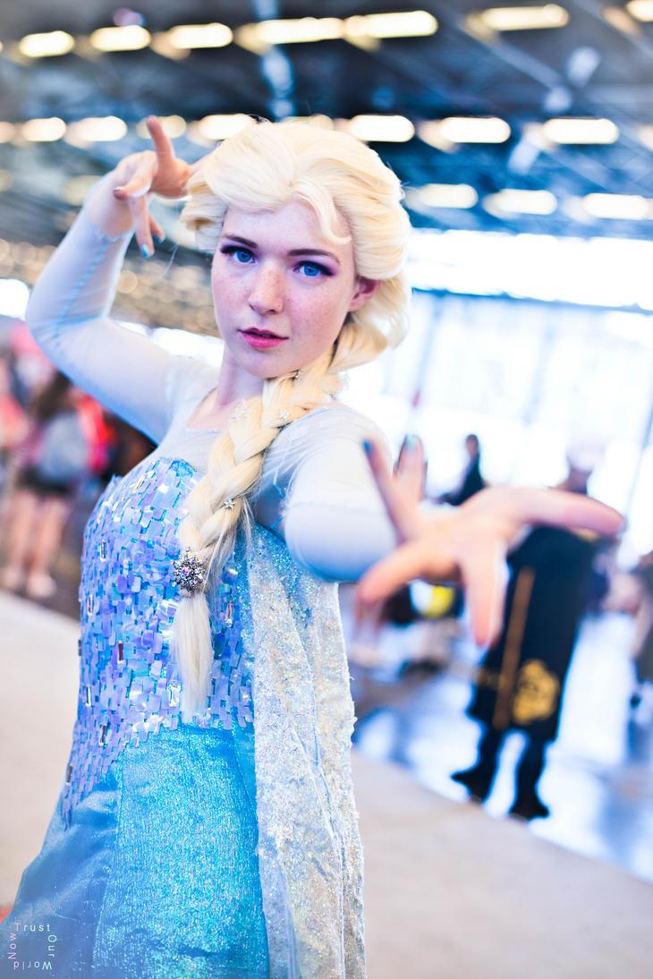 Elsa Japan Expo by Enilokin