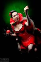 Evil sorceress by TarkinX