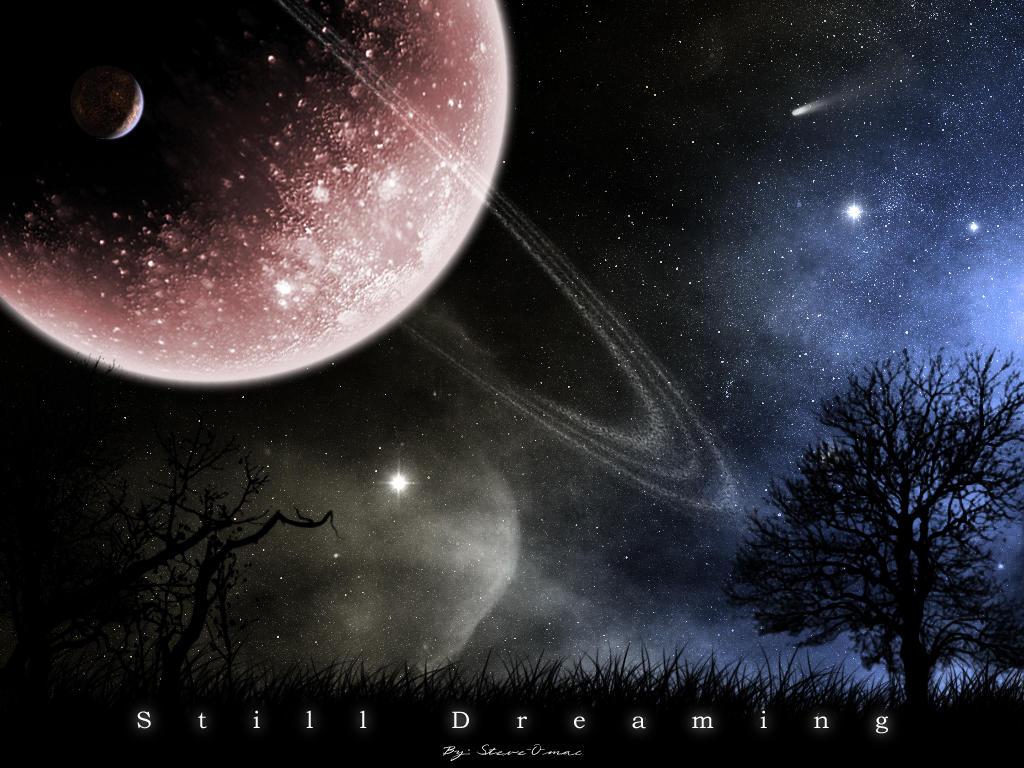 Still Dreaming by steve-o-mac