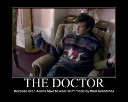 The Doctor by Bowties-Are-Cool
