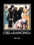 Black Butler Demotivational Poster