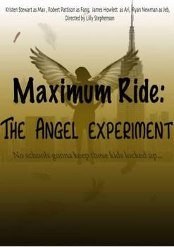 maximum ride movieposter.