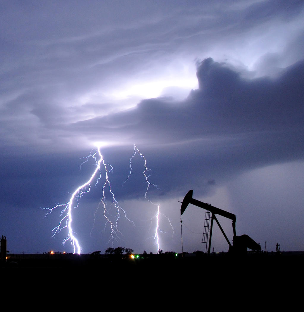 A Stormy Time For Oil