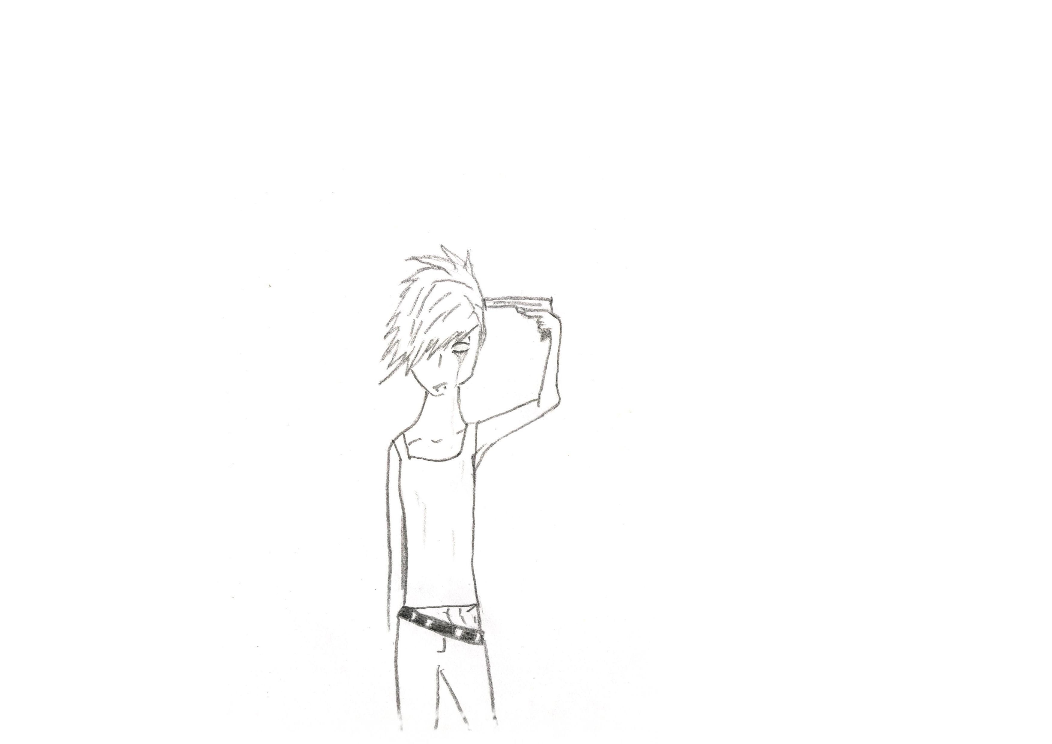 Emo Heartbroken Drawings Love Heartbroken Drawings