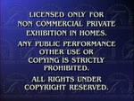 Paramount VHS Copyright Notice background (1995)