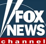 Fox News Channel logo background