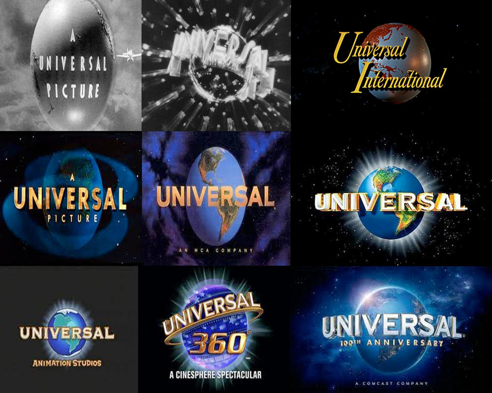 Universal pictures logo 2010