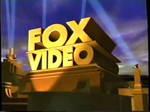 Fox Video background #1