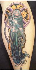 Rogue tattoo by thepq4 on deviantart for Tattoo shops in eau claire
