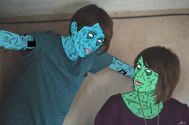 Tegan and Sara (Grime Edit) by city-dreams