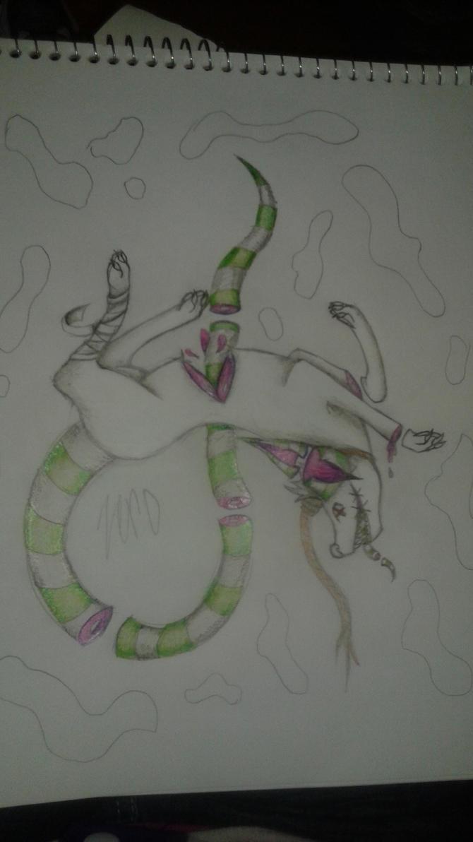 Zero Fursona by severussnapesgirl97