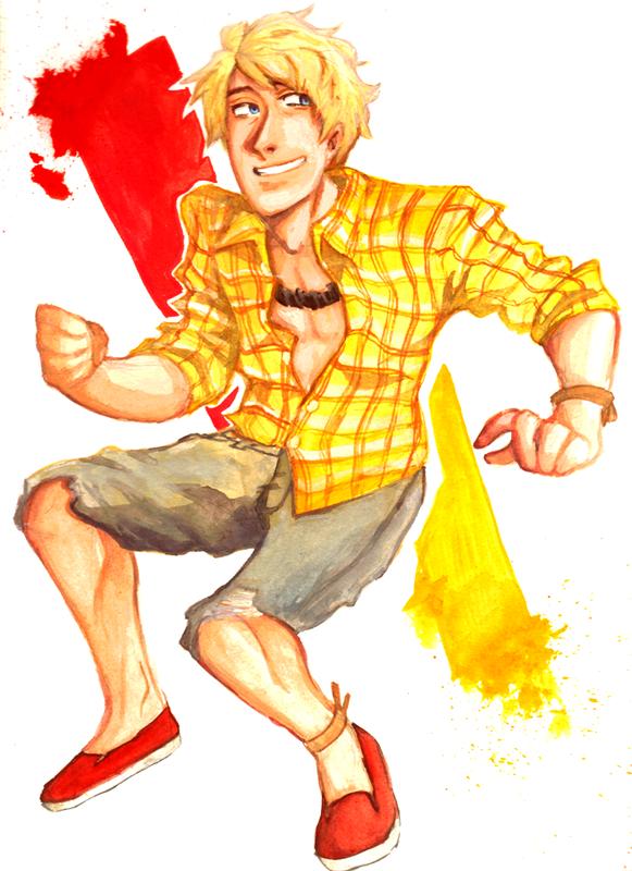 DC: Bodie by Hikaru96