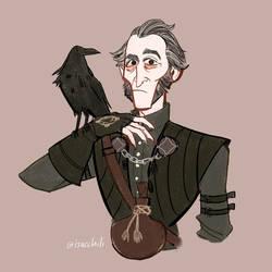 Regis and Raven