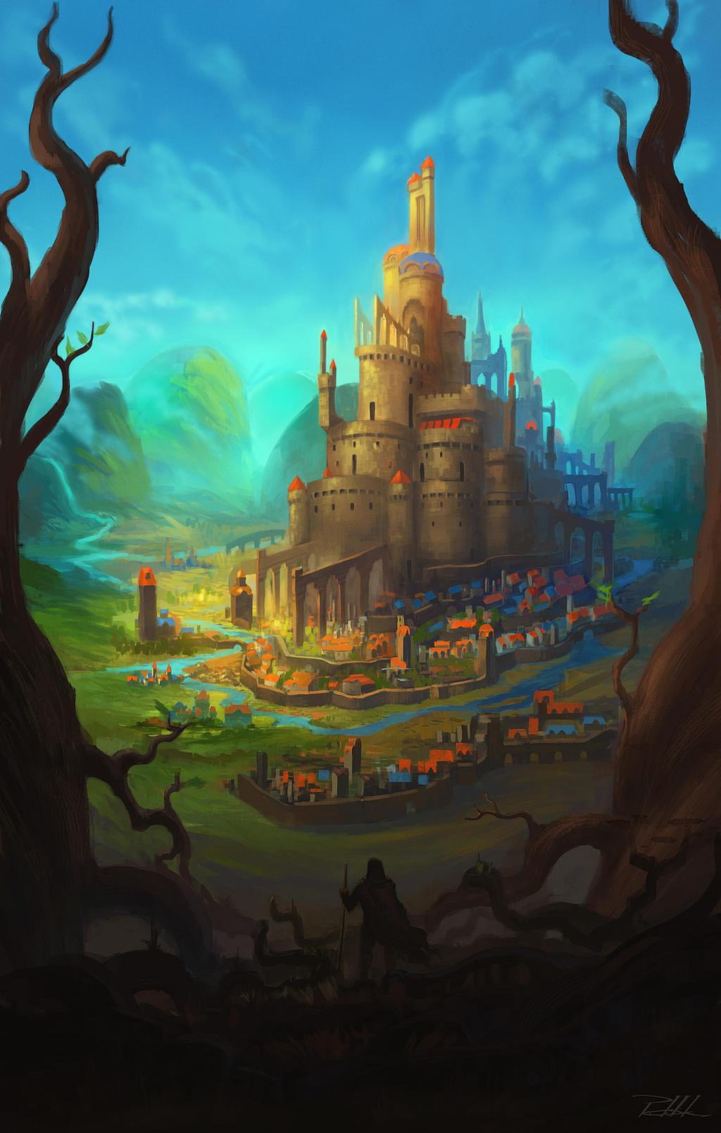 Castle Kings by vennom07