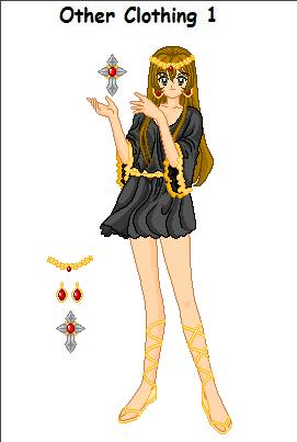 Priestess Ares