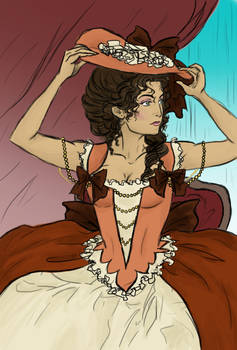 Kveta Aygul - Rococo Couture
