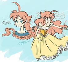 Precious Duckling Princess