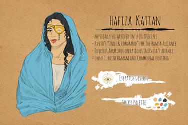 SH - Hafiza Kattan by Blue-Starr
