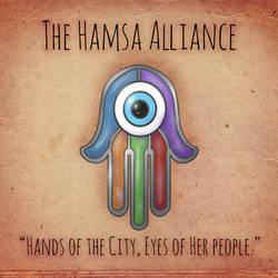 SH - The Hamsa Alliance by Blue-Starr