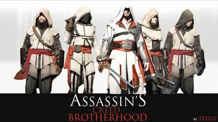 Assassins Creed Brotherhood by zeelsz