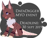 [Closed] Datadigger free myo event