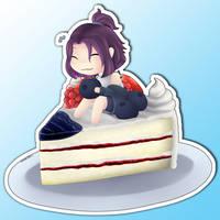 Amora with Cake