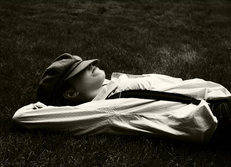.:I Sleep Away My Troubles:.