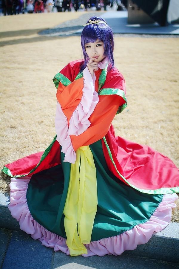 Fushigi Yugi  - Nuriko by kangCheyu
