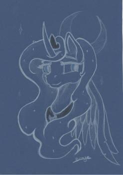 Portrait Luna