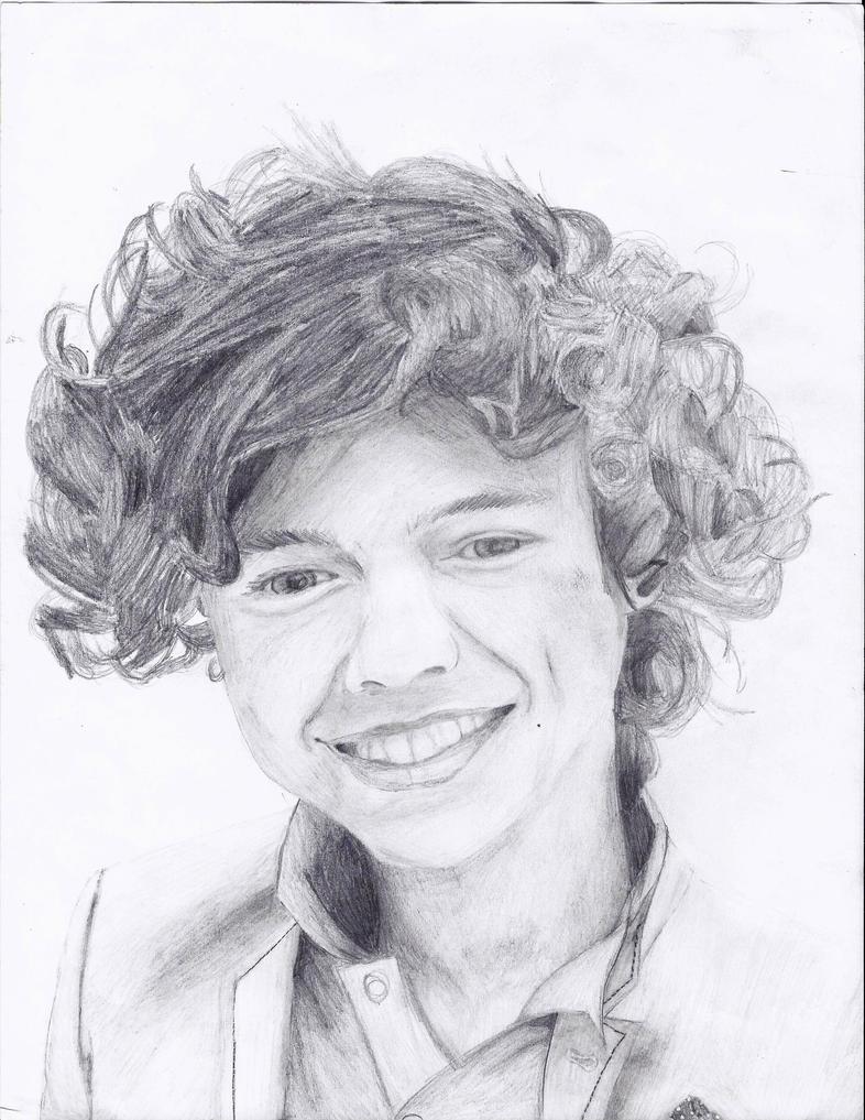 Harry Styles by Jrose12 on deviantART
