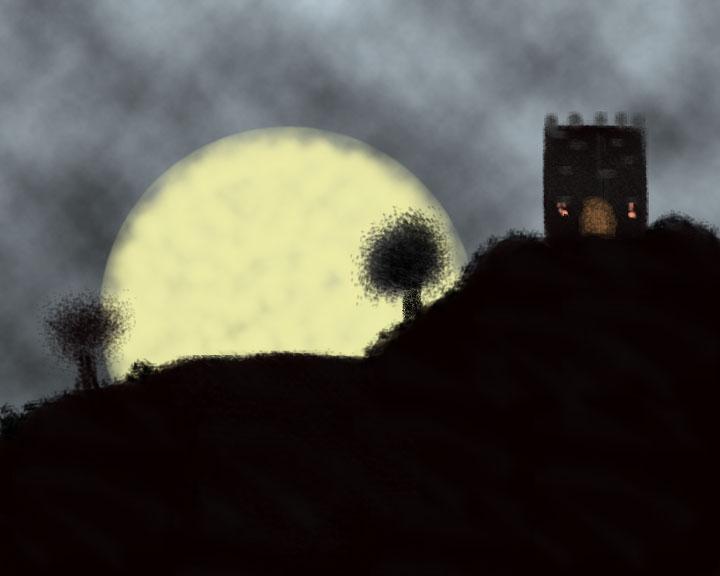 Nightscape by trinitycrystal
